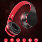 Portable Headphones Wired Gaming Over-Ear Headset Earphones Microphone Computer