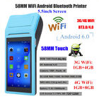 58mm Android BT Thermal Receipt Printer Wireless Moible POS Ticket Retail Print