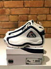FILA 96 MEN'S SHOES OG COLOR WHITE/NAVY/FILA RED STYLE 1BM00569-125