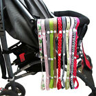 Baby Stroller Secure Toy Rope No Drop Bottle Cup Holder Strap Chair Car Seat VY