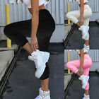 Autumn Women Casual Sweatpants Solid Color Thin Trousers Sweatpants Sportspants