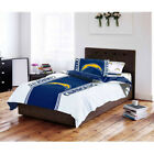 NFL Los Angeles Chargers Bed In A Bag Complete Bedding Set $83.19 USD on eBay