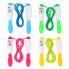 4 Colors Skipping Speed Jump Rope Crossfit Exercise Gym Training Tool Adjustable