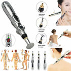 Electronic Acupuncture Pen Meridian Energy Heal Massage Pain Relief 3/5Heads USA