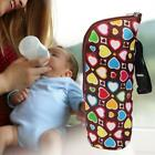 Water Bottle Warmer/Cooler Thermal Insulated Carrier Pouch Bag Baby Feeding Milk