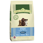 James Wellbeloved Fish & Rice Puppy Dog Food 2kg
