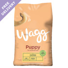 Wagg Puppy Dry Complete Dog Food Chicken 2kg, 4kg OR 12kg - Fast Del
