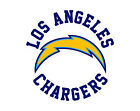 Los Angeles Chargers vinyl sticker for skateboard luggage laptop tumblers $1.99 USD on eBay