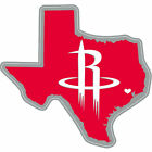 Houston Rockets sticker for skateboard luggage laptop tumblers car (b) on eBay