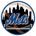 New York Mets vinyl sticker for skateboard luggage laptop tumblers car(j) on Ebay