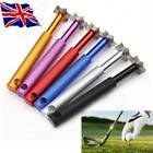6 Blade Golf Iron Wedge Club Face Groove Tools Sharpener Cleaner For V U Square