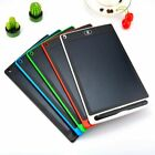 12''LCD Writing Tablet Pad eWriter Board Stylus Digital Child's Gift Doodle Draw