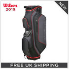 *WILSON '2019' PROSTAFF GOLF CART BAG - SAVE AN INCREDIBLE £40!! - ALL COLOURS!*