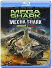Mega Shark vs. Mecha Shark (Blu-ray Disc, 2014) NEW