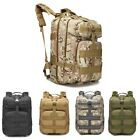 Camouflage Military Backpack 40L Tactical Pack Day Pack Rucksack Outdoor Hiking