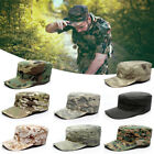 Camouflage Tactical Cap Soldier Hat Outdoor Sports Hiking Riding Hat Sun Cap
