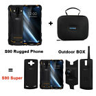 DOOGEE S90 6G+128G Dual SIM 5050mAh MT6771 P60 Smart Android 8.1 Cell Phone