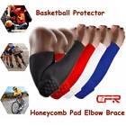 Elbow Brace Support Arm Sleeve Pads Wraparound Compression Basketball Guard OBS