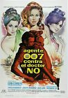 248980 Dr. No Movie Art WALL PRINT POSTER CA $20.3 USD on eBay