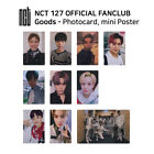 NCT 127 + NCTZEN 127 - 1st Fan Club Welcome Kit - Official Photocard