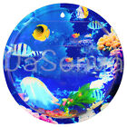 12-or-1-Gallon-Wall-Mounted-Acrylic-Fish-Bowl-Aquarium-Wall-Hanging-Tank-USA-