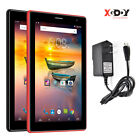 """XGODY New Android Google 6.0 7"""" INCH Tablet PC 1GB 16GB Quad-Core Dual Cam 3G HD"""
