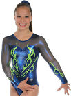 NEW! Imperial Gymnastics Competition Leotard by Snowflake Designs