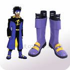 New Static Virgil Ovid Hawkins cosplay shoes Customize Free shipping DD.1059