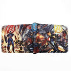 Lots Marvel Bifold Wallet Iron Man Spider Man Ant Man Punisher Venom Short Purse