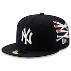Spike Lee x New York Yankees Championship Weave Baseball Bat Navy 59Fifty Fitted on Ebay