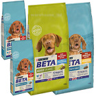 Beta Puppy Dry Dog Food with Chicken, Turkey, Lamb 14kg, 2kg