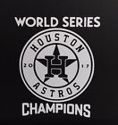 Houston Astros WS Champs Decal Vinyl Decal for laptop windows wall car boat on Ebay