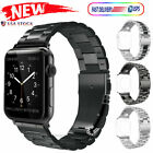 Silicone Apple Watch Band Strap Series 5/4/3/2/1 44/42/40/38mm Sports Men Women image