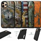 "Case For [Apple iPhone 11 (6.1"")][GRIP TACTICAL SET13] Combat Dual Layer Cover"