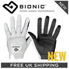 **BIONIC 'NEW 2020' RELAXGRIP 2.0 GOLF GLOVE - LEFT HAND - ADDED POWER + GRIP!!*