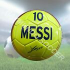 BARCELONA – LIONEL MESSI SOCCER BALL (SIZE 5) $18.0 USD on eBay