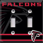 Football Atlanta Falcons (Black) Themed  Light Switch Cover Choose Your Cover $12.99 USD on eBay