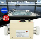 3KW Intelligent Water Swimming Pool&SPA Hot Tub Bath Heater Thermostat Heating