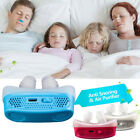 CPAP Micro Anti Snoring Electronic Device for Sleep Apnea Stop Snore Aid Stopper