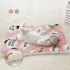 Washable Soft Pet Bed Small to Large Dog Cat Fleece Cushion Warm Sofa Crates Mat