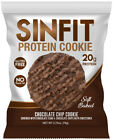 Sinister Labs Sinfit Protein Cookies $14.99 USD on eBay