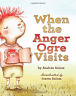 ANDREE SALOM-WHEN THE ANGER OGRE VISITS (UK IMPORT) BOOK NEW