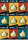 Complete Star Trek The Next Generation TNG Ser 1&2 Communicator Pin Selection CP on eBay
