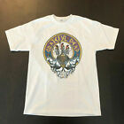 GRATEFUL DEAD LA Coliseum 1991 T-Shirt Rare 91s NYC Summer TOUR US size image
