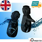 Ski Mittens Mens Womens Gloves Winter Waterproof Anti Slip Grip Golf Snow Mitts