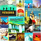 Внешний вид - Argentina Buenos Aires Fridge Magnet City Poster Vintage Cute Retro Art 2x3""
