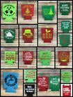 Christmas Movie Quote Koozies Funny Can Cooler Stocking Stuffers New Handmade
