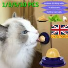 Healthy Cat Solid Nutrition Snacks Catnip Sugar Candy Licking Toys Energy Ball##