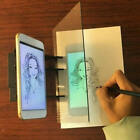 Sketch Tracing Drawing Board Optical Art Painting Reflection Projector For Phone