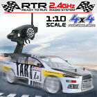 1:10 Scale R/C Remote Control Racing Sport Car With LIght High Speed Up 70km/h